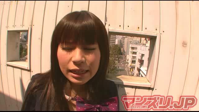 【辻愛菜】お弁当食べた後に日課のオナニー♡性欲強過ぎなロリギャル♡